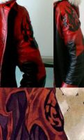 Mello Red Jacket Symbol by Stoic-Ambience