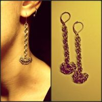 Maile3_earrings by ImbierinisSausainis