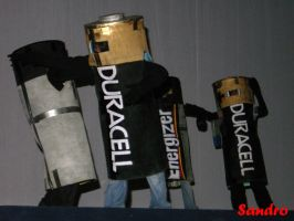 duracell 2 cosplay by bankotsu626