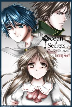 The ocean of secrets by Sophie--Chan