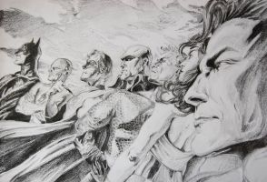 A Tribute to Alex Ross by MnStrptrSkrn