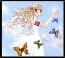 Dance of the Papillons by girliegirl