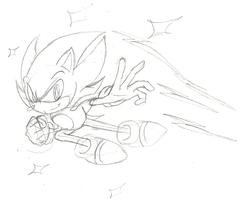 Sonic's 20th: HyperSonic by Hyperchaotix