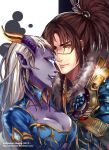 Commission: Theo and Varian by Innervalue
