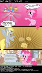 The great debate pg 2 - Trails and trials illustr. by piotrmil