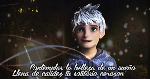 WALLPAPER.~ Jack Frost_Corazon solitario by Solita-San