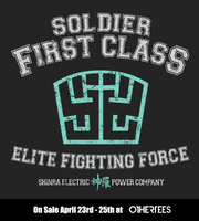 Buy Soldier First Class on OtherTees! by machmigo