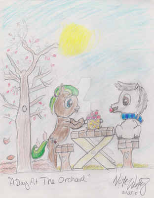 A Day At The Orchard by Note-Worthy