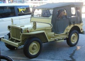 Right-Hand Drive Jeep by rlkitterman