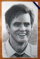 Jim Carrey by AtomiccircuS