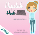 Hipstah Hook Doll! by nicolelastar