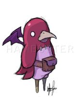Big Sis Prinny by Hambuster122