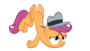 Reporter Scootaloo by AB-Anarchy