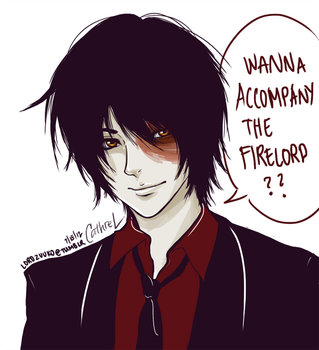 Firelord Zuko by germanmissiles