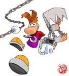 Just Rayman by KYXCartoons