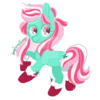 Minty Christmas by HoneyBonnieBunny