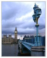 Westminister Bridge by IsaFortyThirty1