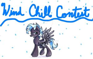 Wind Chill Art Contest by DjPon33