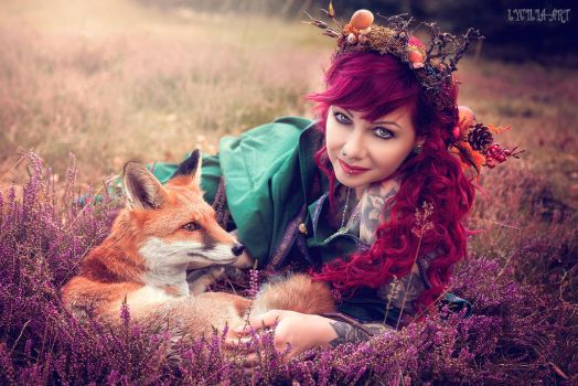 Drastique and foxy by Lycilia