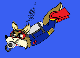(PC) Scuba Don Karnage by TheEvstar