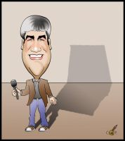 Taylor Hicks by claycox