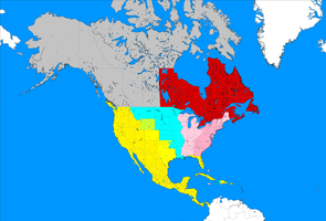 Canada the Independent (Canada alternate history) by LouisTheFox