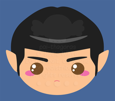 DaD - 039 Mr Spock by pai-thagoras