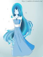 Water Princess by Yumi-kito