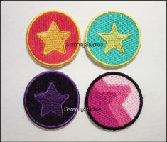 Steven Universe patches by Serenity-Sama
