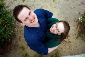 Chris and Lisa's Engagement by ExposurePersonality