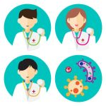 Medic Flat Icons 01 by NoHeart-Walls