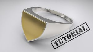 Ring Thing (Cinema 4D Tutorial) by NIKOMEDIA