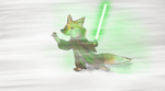 Jedi Master Ralph by Colliequest