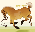 5904 TCrS The Devil's Reject by noebelle
