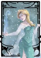 Frozen by Evi-san