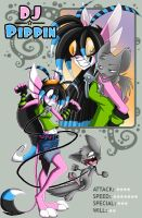 Figher ID - DJ and Pippin by ZombiDJ