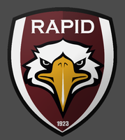 FC Rapid selfmade logo by Rzr316