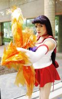 Sailor Mars Attacks: FLAME SNIPER! by Kapalaka