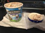Sweet Review Ben + Jerry's Empower Mint Ice Cream by LuffyNoTomo