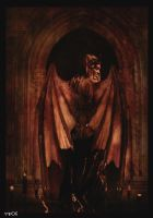 The Beckoning Darkness by wreckles