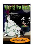 Bbw Pin Up 13 Witch Of The Month by jimmurphy1906