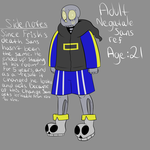 Negatale2 Older Sans ref by DeterminedToDrawUT
