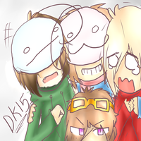 one big happy family :] by darkitty15