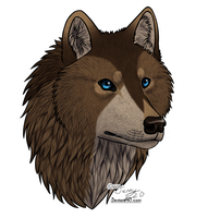 Rayra Headshot - Fur Practice by Jenny2-point-0