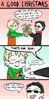 Good Omens: You Know Me All Too Well by Innocent-raiN