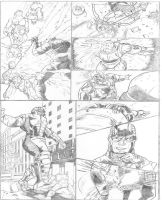 Ultimates Sequential Sample 4 by RadPencils