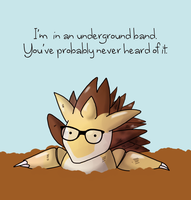 Sandslash by ice-cream-skies
