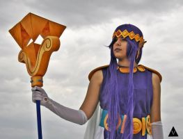 Princess Hilda Cosplay by BETGOLD