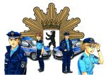 Police of Berlin by nessi6688