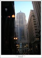 Chicago Board of Trade by renderedsublime